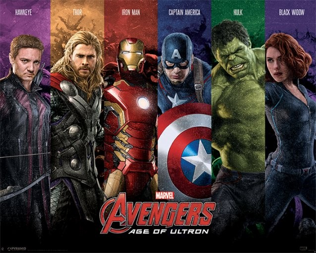 Avengers-Age Of Ultron