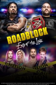 WWE Roadblock: End of the Line (2016)