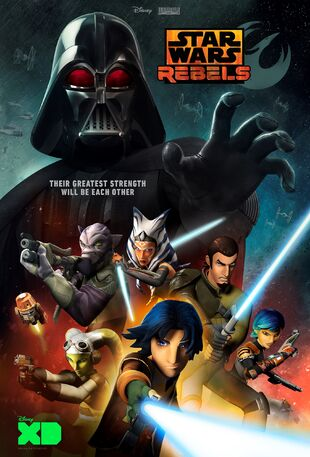 Star Wars Rebels: The Siege of Lothal (2015)