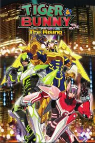 Tiger & Bunny The Movie: The Rising (2014)